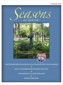 Seasons of South Austin Magazine