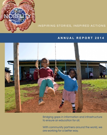 The Nobelity Project Annual Report