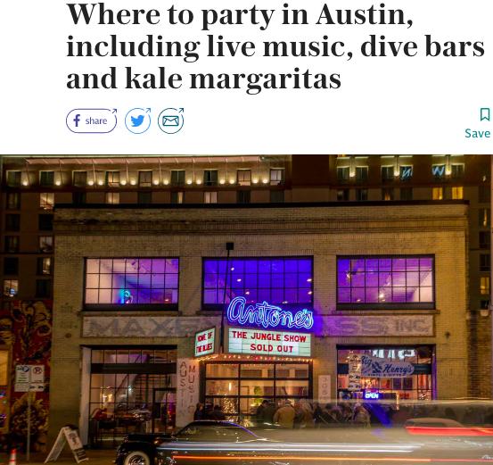 Best nightlife in Austin